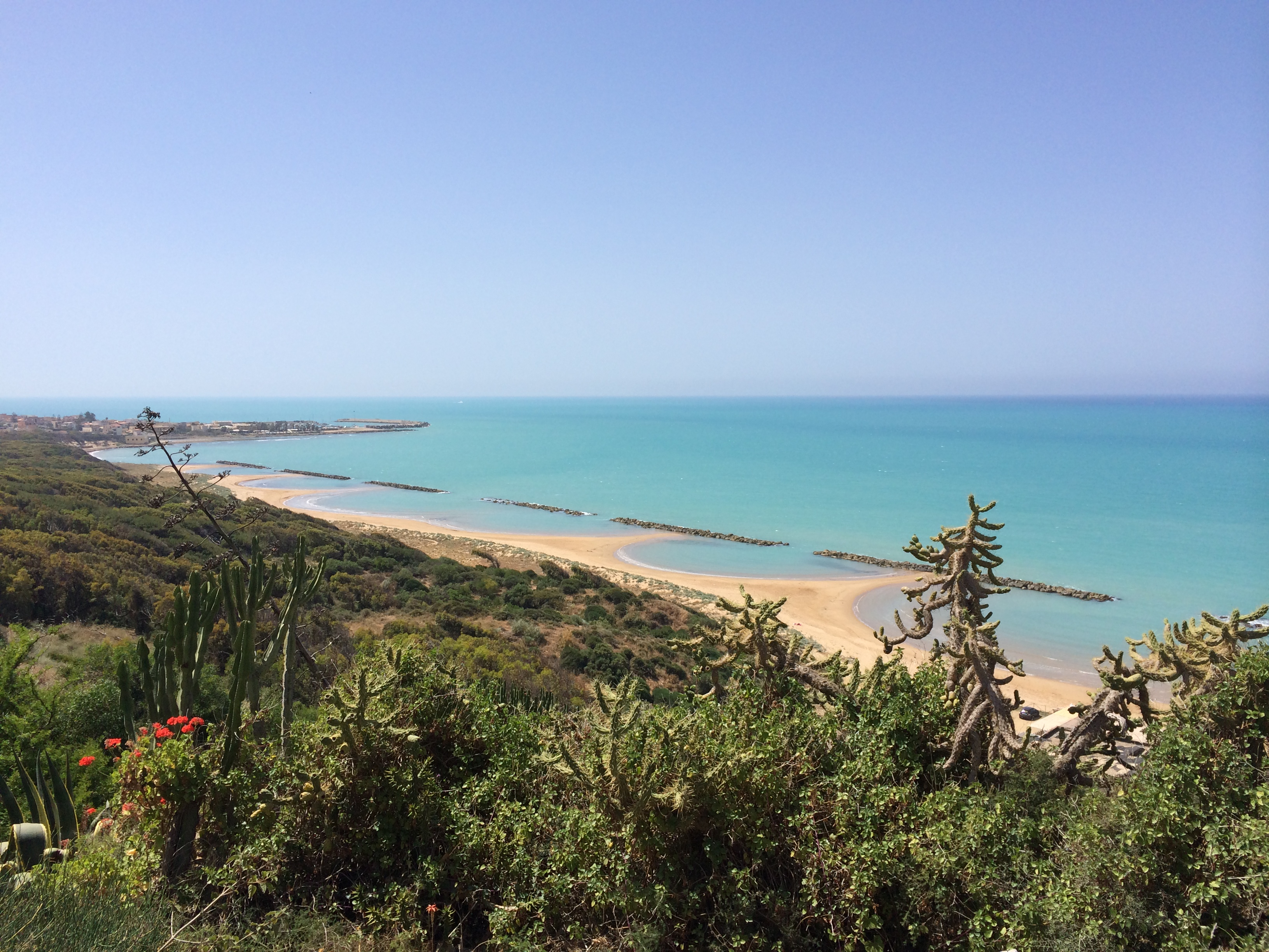 Beaches at Agrigento